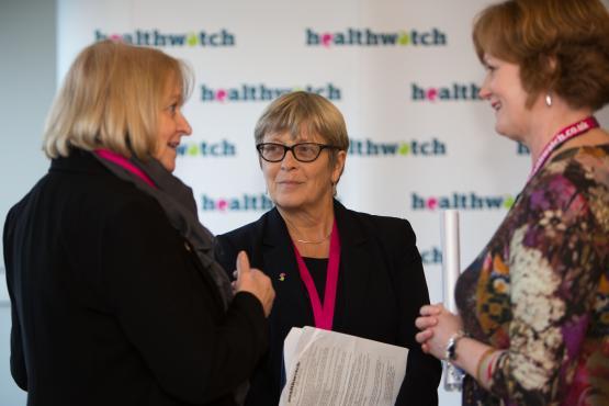 Healthwatch staff